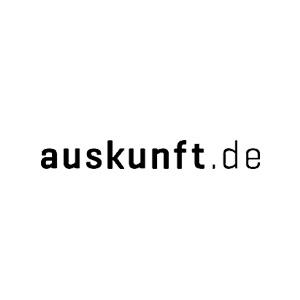 Logo auskunft.de - Referenzen und Portfolio von Greven Digital Ventures