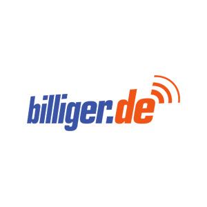 Logo billiger.de - Referenzen und Portfolio von Greven Digital Ventures