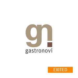 Logo gastronovi - Referenzen und Portfolio von Greven Digital Ventures